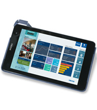Oracle Micros mTablet eSeries 8